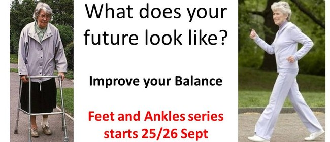 Feet and Ankles for Balance