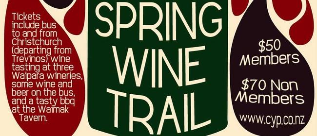 Spring Wine Trail