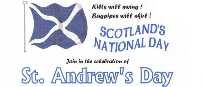 St Andrew's Day Celebration