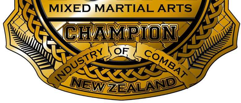 ICNZ 19 - Mixed Martial Arts in a Cage