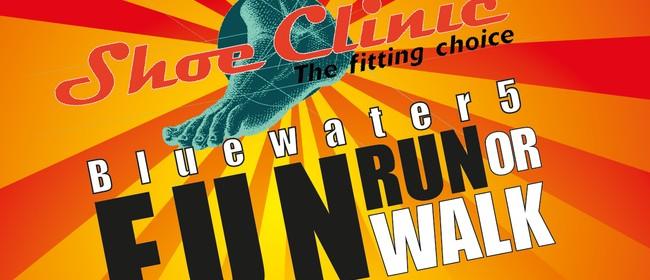 Shoe Clinic Bluewater Fun Run or Walk