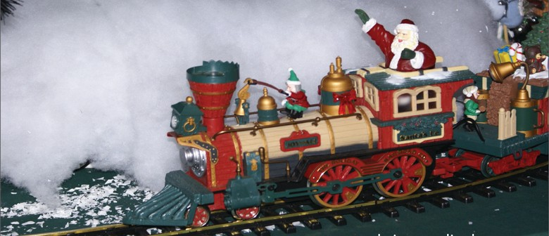 Glenbrook Vintage Train to Santa's Wonderland