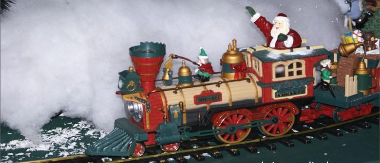 Glenbrook Vintage Train to Santa's Wonderland
