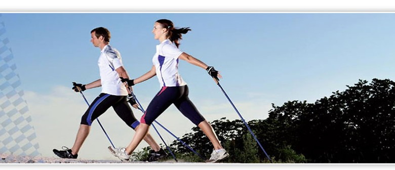 Nordic Walking Healthy Steps Class