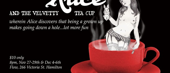 Alice and the Velvetty Teacup