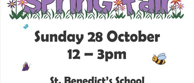 Wellington School Craft Fair