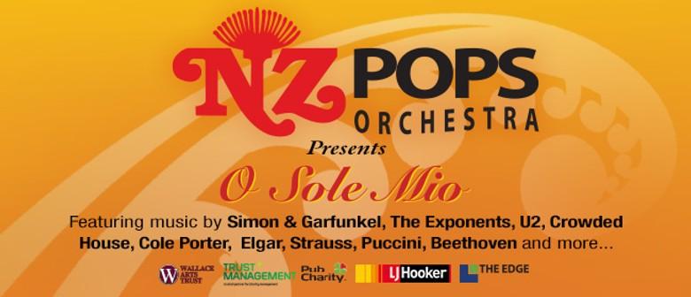 NZ Pops Orchestra presents O Sole Mio
