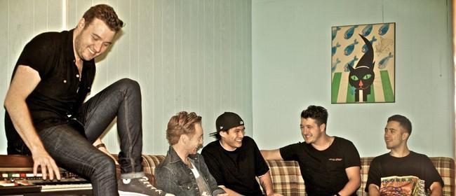 Six60 Summer Tour w Shihad, I Am Giant & David Dallas