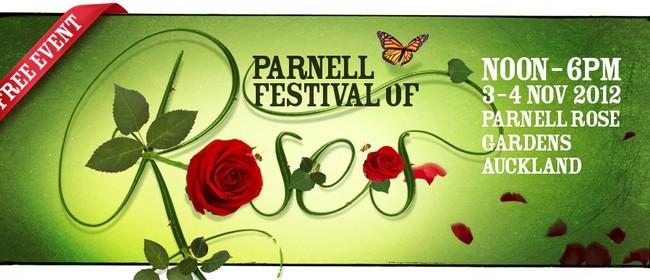 Parnell Festival of Roses 2012