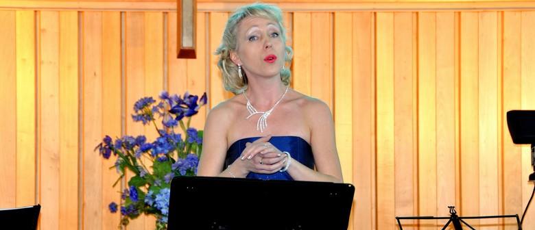 Olga Tarasenko sings