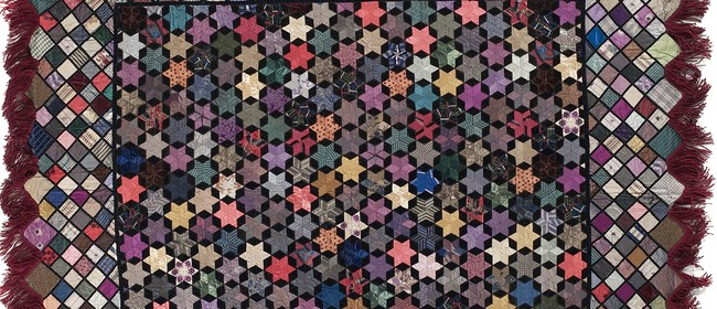 Global Trade to Domestic Arts: The Spread of Quilt Culture: SOLD OUT