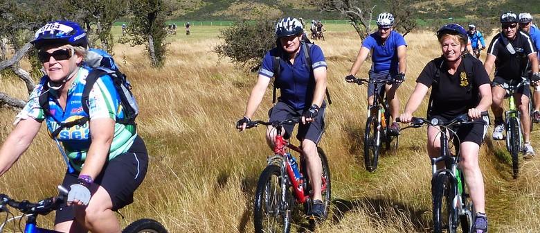 Flock Hill Adventure MTB Trail Ride or Race