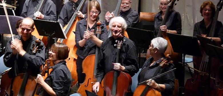 Auckland Symphony Orchestra - The Organ Symphony
