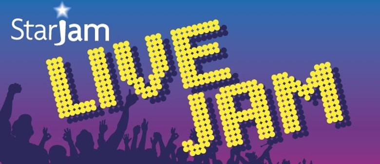 Live Jam – A Performance Extravaganza