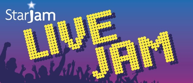 Live Jam – A Performance Extravaganza