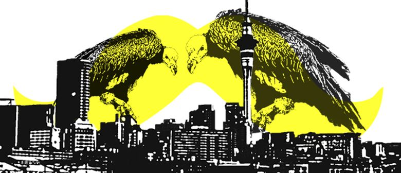 The 5th Annual Great Auckland Mohunt 2012