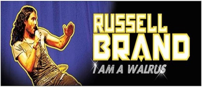 Russell Brand's I Am a Walrus