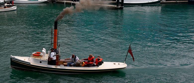 Heritage Steaming Trips - Puke Steam Tug