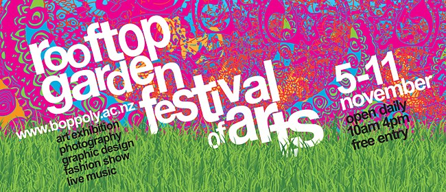 Rooftop Garden Festival of Arts