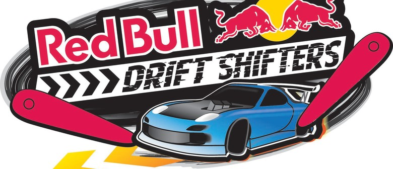 Red Bull Drift Shifters