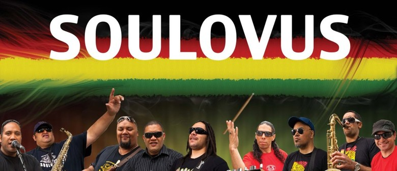 Soulovus Love Foundation Album Tour