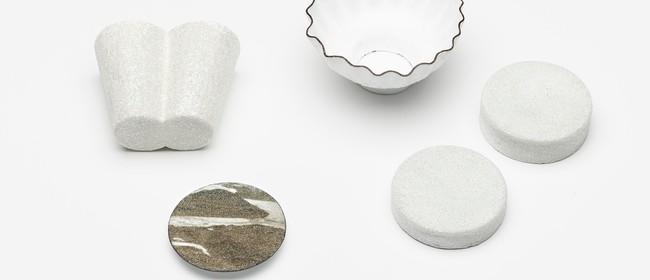 Kirsten Haydon: Ice Mosaic