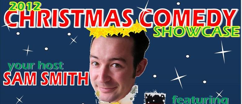 2012 Christmas Comedy Showcase