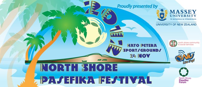North Shore Pasefika Festival 2012