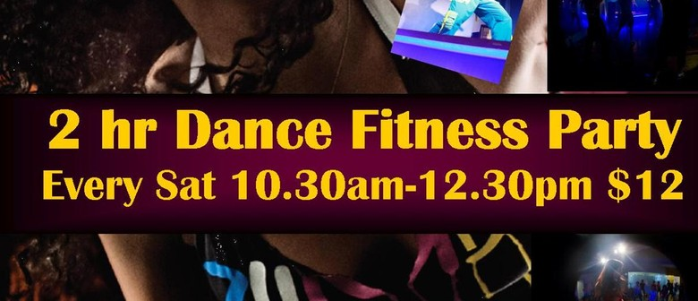 2hr Dance Fitness Party