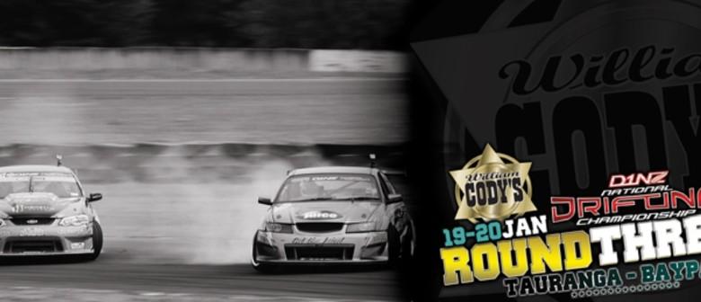 D1NZ Drifting National Championship: Round 3
