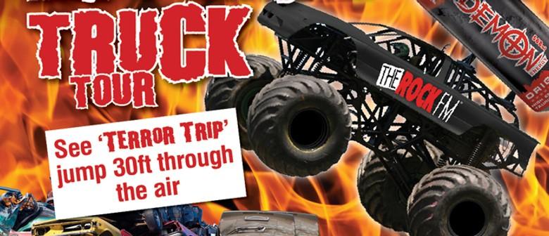 Demon Energy and RockFM Monster Truck & Stunt Explosion Tour