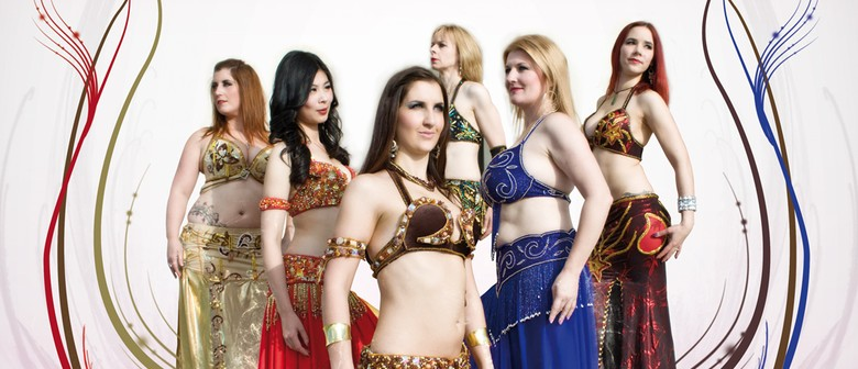 Phoenix Belly Dance Showcase 2012