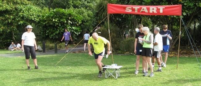 SummerNav 3 - Auckland Orienteering Summer Series