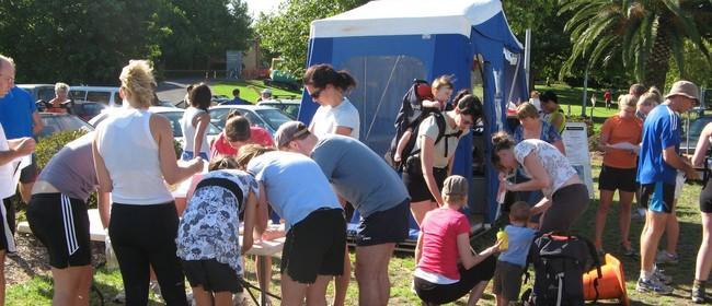 SummerNav 4 - Auckland Orienteering Summer Series