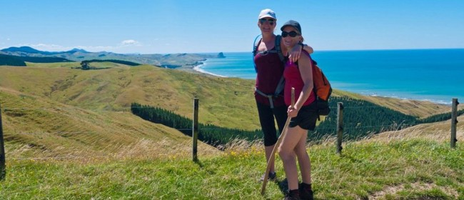 Single Day Walk - Whareama Coastal Walk