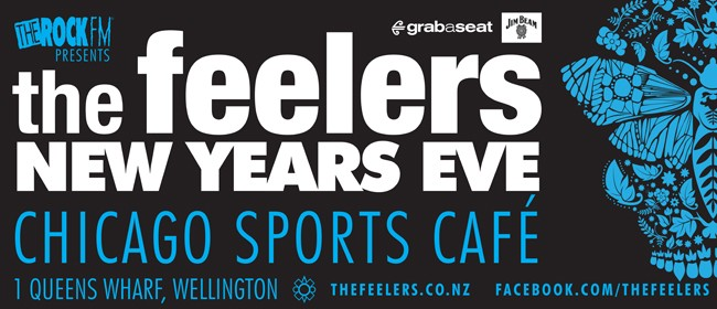 The Feelers New Years Eve Celebration