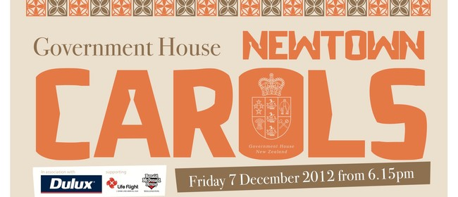 Government House Newtown Carols