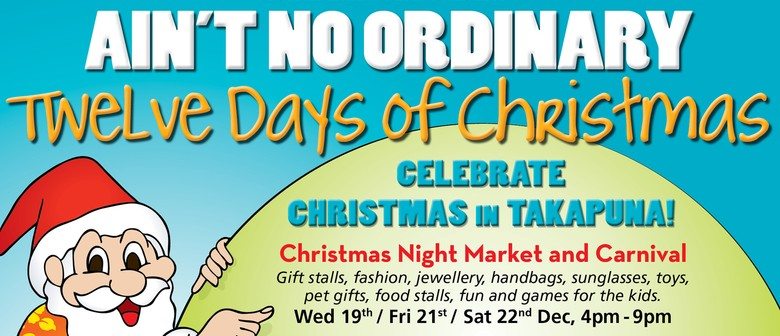 Christmas Night Market & Carnival