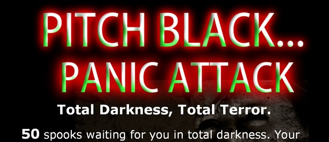 Pitch Black... Panic Attack