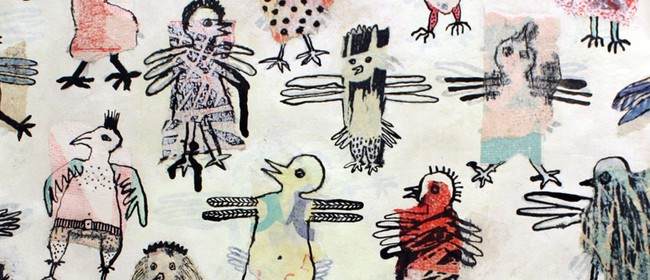 Sandy Sykes: Prints and Drawings