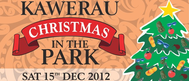 Kawerau Christmas in the Park