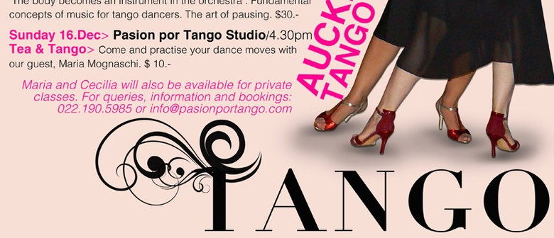 Auckland Tango Weekend