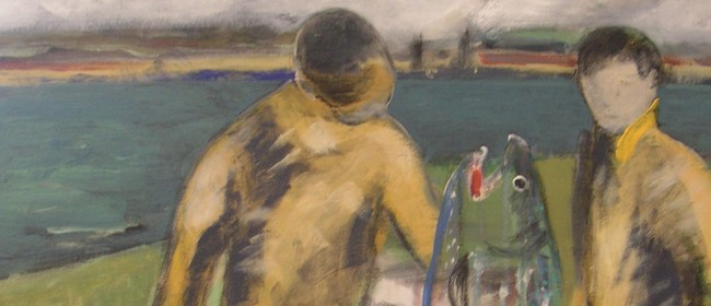 People and Places - Recent Paintings by Annabel Neall