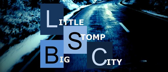 Little Stomp Big City - Acoustic Indie-Folk Night