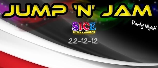 SICE Jump 'N' Jam: POSTPONED