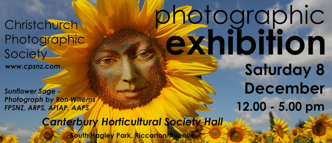 Photographic Exhibition - Christchurch Photographic Society