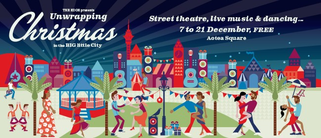 Unwrapping Christmas - Bollywood Under the Stars