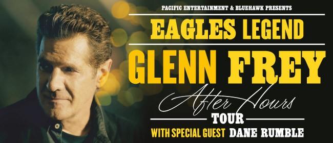 Eagles Legend Glenn Frey