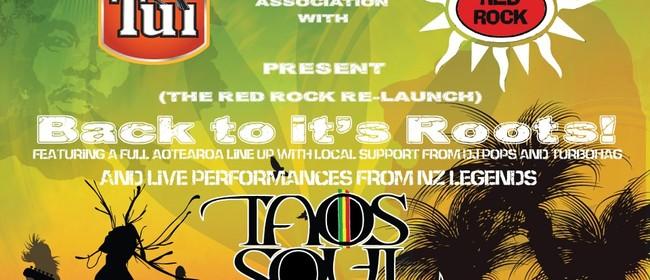 Taos Live With Djs Pops & Turbohag