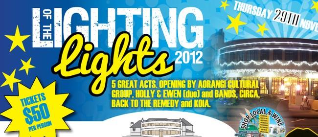 Lighting the Lights